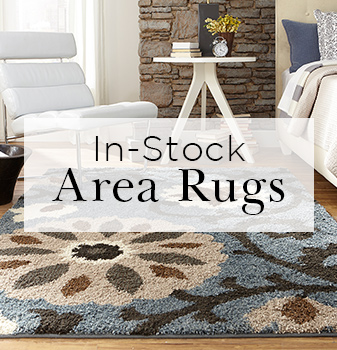 In-stock Area Rugs for sale at Abbey's Carpet City